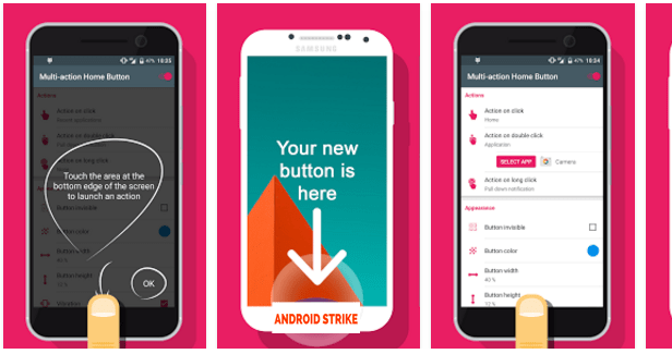 Andrpod mods to look your android device different
