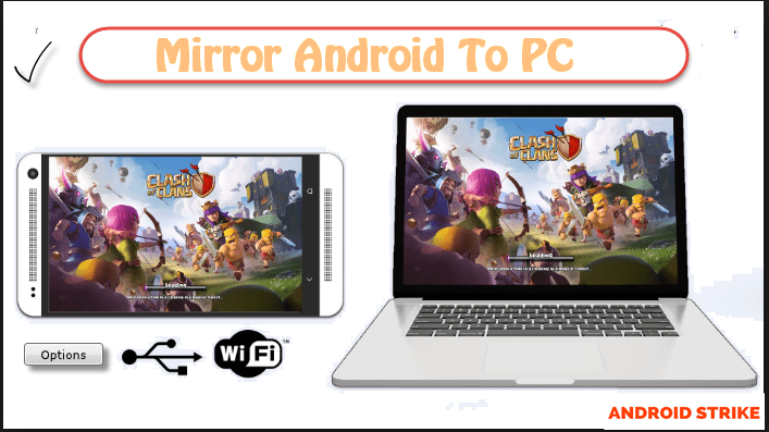 Photo of How To Mirror Android To PC Without Root – Free Screen Sharing