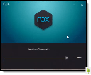 how to install nox player