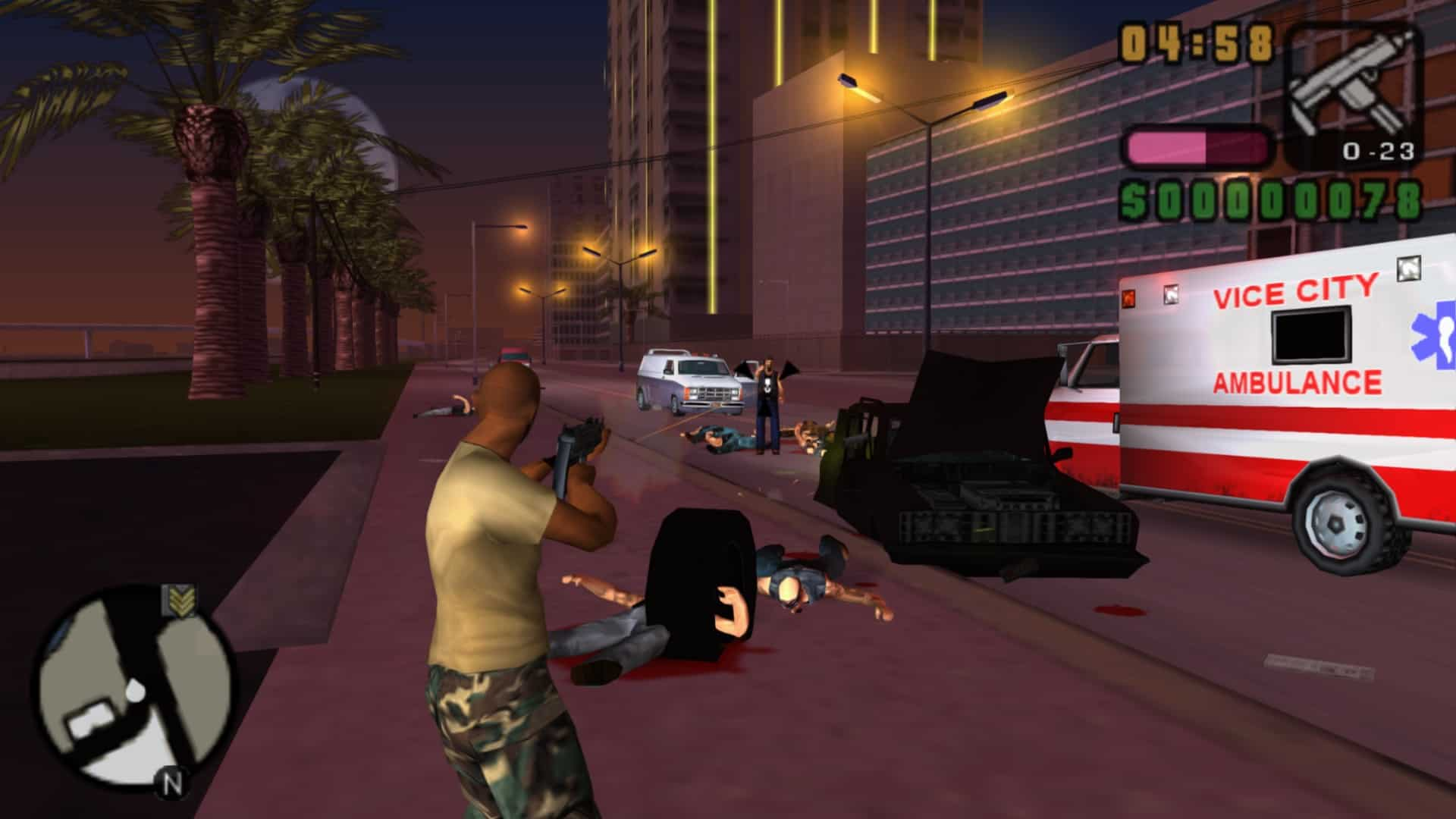 GTA vice city ppsspp