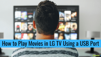Photo of How to Play Movies in LG TV Using a USB Drive